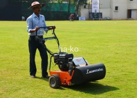 Cricket Pitch 550 Lawn Mower Zero Cut Mower Golf Green