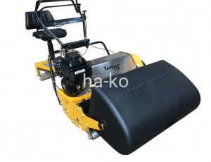 Outfield 760 Rideon cylinder blade mower