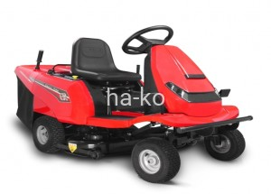 ECOmow Electric Battery powered rideon mower