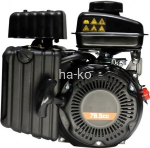 HK80cc, equivalent to Honda gx80 engine