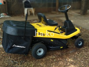 "Buggy Lt3012, 30"" Mini rider Rideon lawn mower"