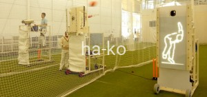 Bola Trueman (SMAAASH) Most advance Cricket bowling machines