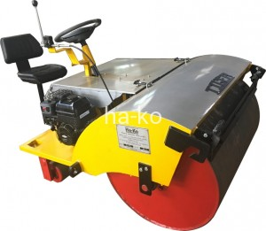 Cricket Pitch Roller- MINI Ridder 1000 Kgs