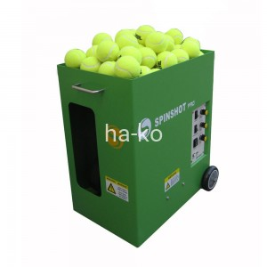 Spinshot - PRO Tennis ball machine